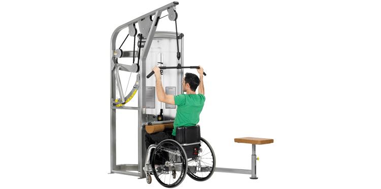 Реабилитационное оборудование Cybex Total Access 14130S